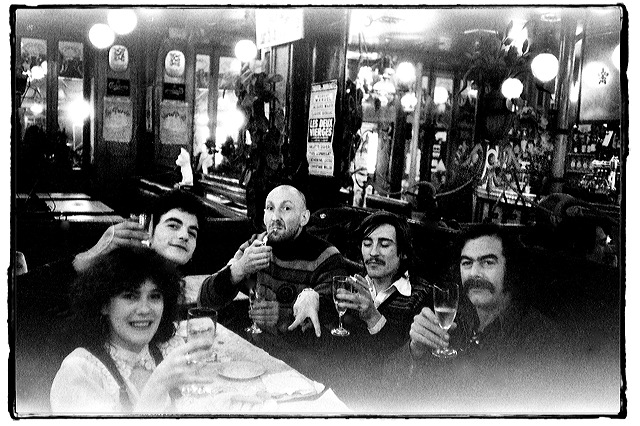 © SHEILA BURNETT DRACULA-DREAM TOUR PARIS 1977