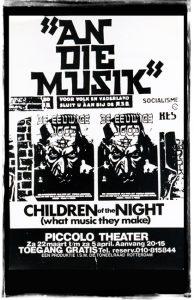 An Die Musik poster