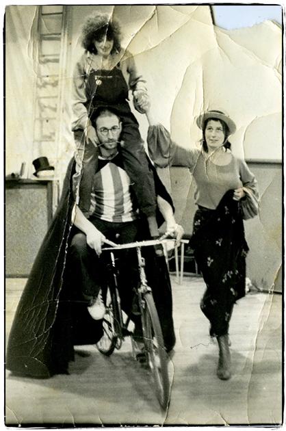 Rod, Sheila & Rowan